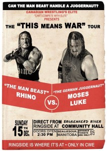 Mo vs Rhyno Beausejour